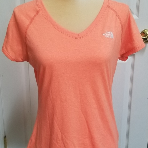 The North Face Tops - North Face Women's Med exercise vaporwick shirt